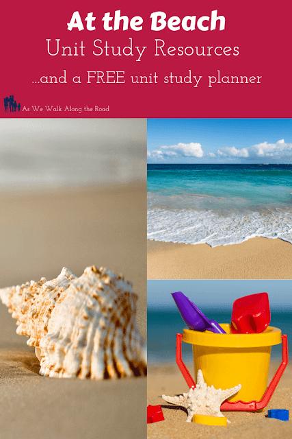 Free beach unit study