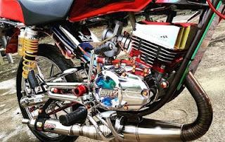 foto foto Yamaha RX King