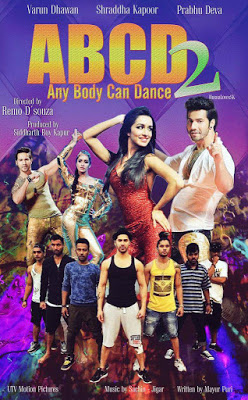 ABCD 2 (2015) Hindi DVDScr 700mb BEST PRINT