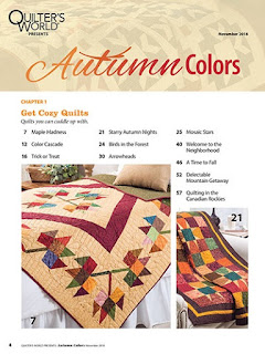 Quilts for Fall to Make