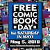 You Won't Want to Miss Our Top Picks for Free Comic Book Day 2018