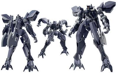 Bandai mostra il Graze Ein tratto da Gundam Tekketsu - Iron Blooded Orphans