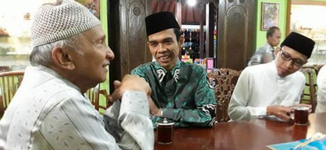 Guru Besar Unpad: Langgar Perppu Ormas, Polri Harus Tindaklanjuti Persekusi pada Ustad Abdul Somad
