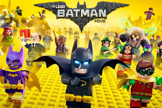 Lego Batman Podcast