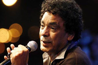 Mohamed Mounir leaves Cairo to celebrate 3 concerts in Frankfurt