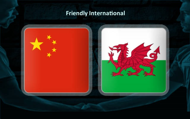 China vs Wales Full Match And Highlights