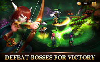 Spirit Guardian Apk v2.3.3 Mod (No Skill Cooldown)