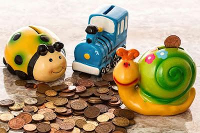 Manfaat menabung untuk anak