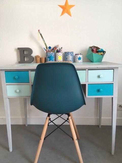 Relooking Bureau Chambre D Enfant Garance Et Ses Etoiles Le Blog