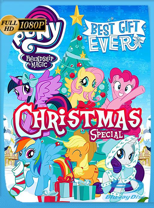 My Little Pony: Best Gift Ever (2018) HD [1080p] Latino [GoogleDrive] VengadorHD