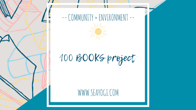 100 BOOKS project