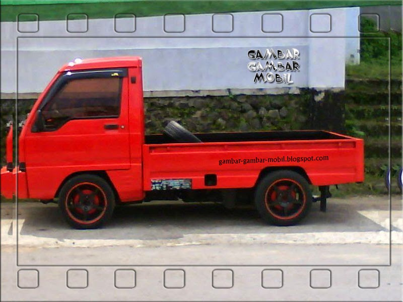 Tips Modifikasi Suzuki Carry Pick Up Beserta Contoh ...