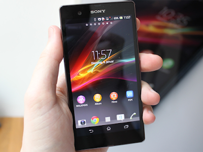 Khi nào thay mặt kính Sony Z?