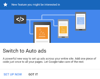 Google AdSense has continued to add together features How to install Auto Ads inwards Blogger