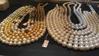 Mewahnya Kalung Mutiara Lombok yang Dibanderol Rp 1 Miliar