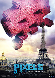 Download Film Pixels 3D (2015) 3D BluRay 1080p Subtitle Indonesia