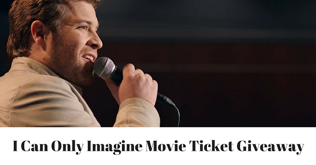 I can only imagine movie ticket giveaway, MercyMe, Christian, music, giveaway, win