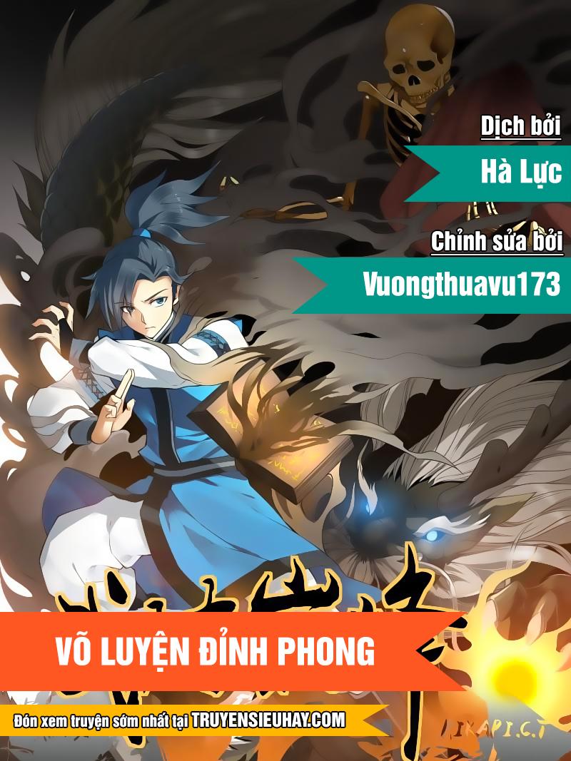 Võ Luyện Đỉnh Phong - Chap 112