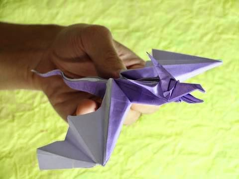 Easy Make Origami Dragon Craft Ideas And Art Projects