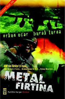 Metal Fırtına, Metal Fırtına 2: Kayıp Naaş, Politik-Kurgu Roman, Orkun Uçar, Altın Kitaplar, Kitap Yorumları,