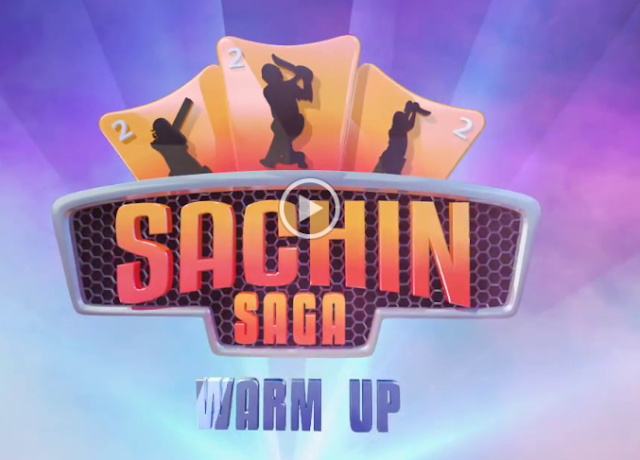 Playizzon launches one of its kind game 'Sachin Saga Warm Up'