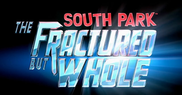 South Park: The Fractured But Whole logo 2016