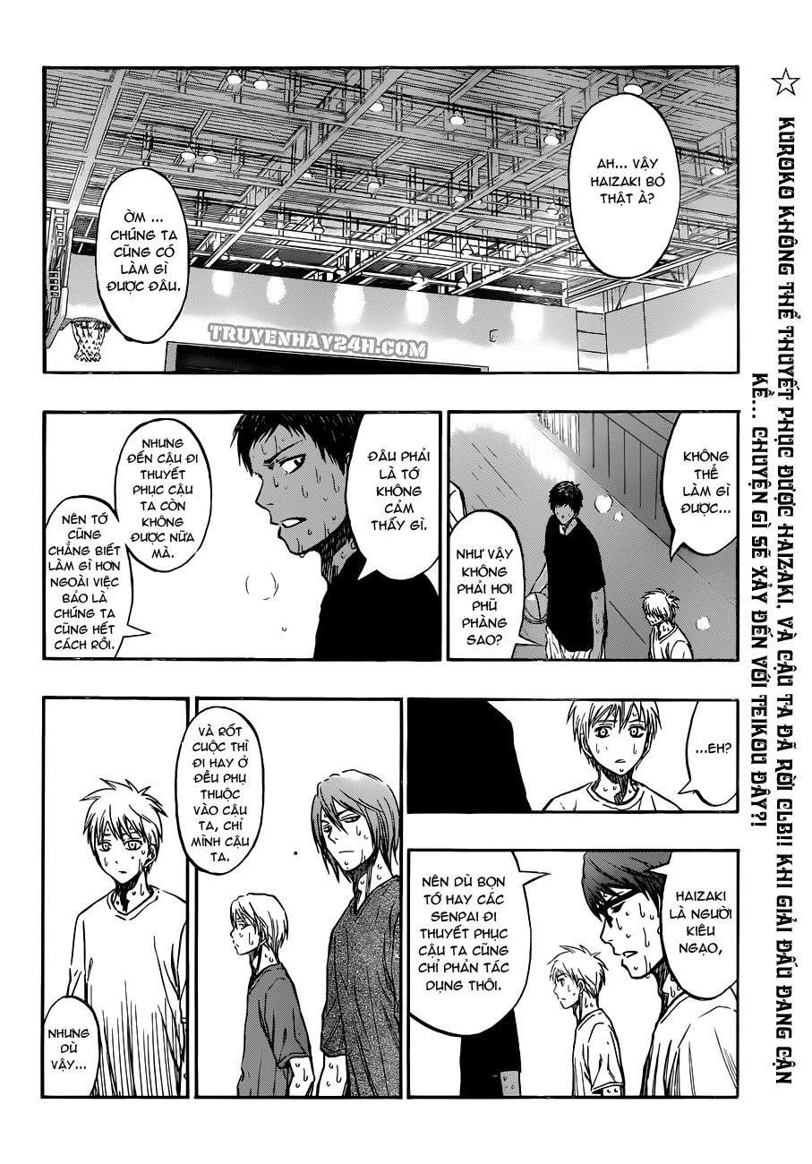 Kuroko No Basket chap 212 trang 2