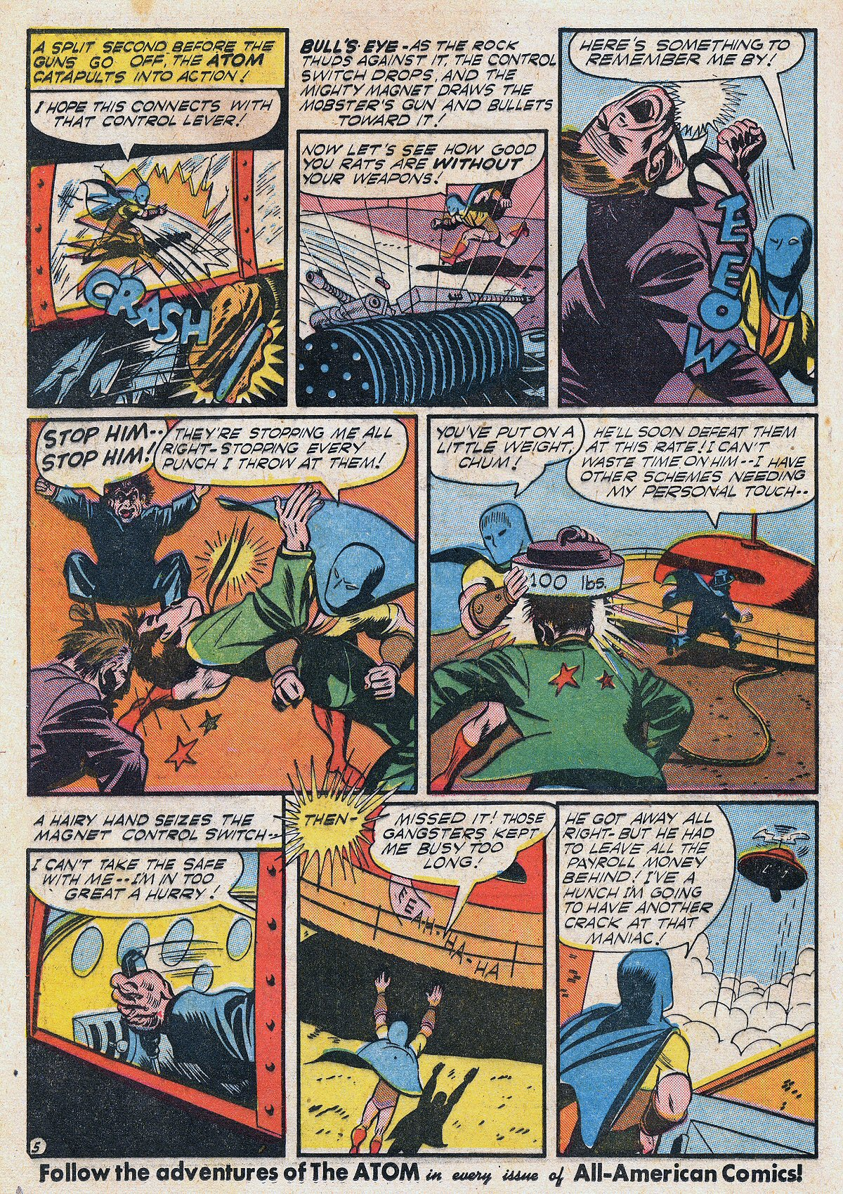 Read online All-Star Comics comic -  Issue #20 - 23
