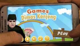 Game Dimas kanjeng gandain bakso