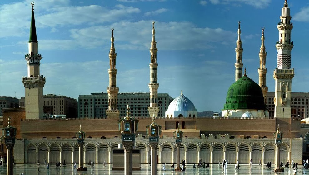 masjid e nabawi hd 1080p wallpapers free download about islam