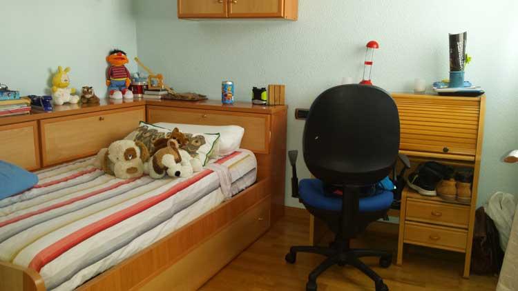 chalet en venta la coma castellon dormitorio1