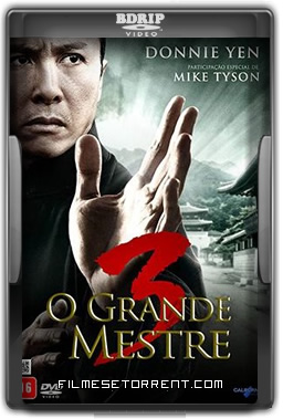 O Grande Mestre 3 Torrent BDRip Dual Áudio 2016