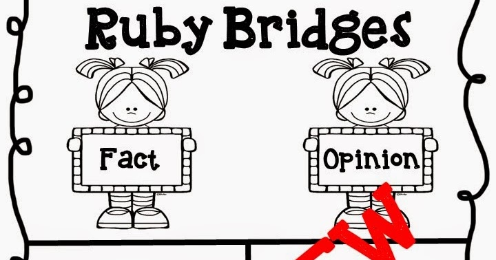 Learning With Firsties: Ruby Bridges Unit Update