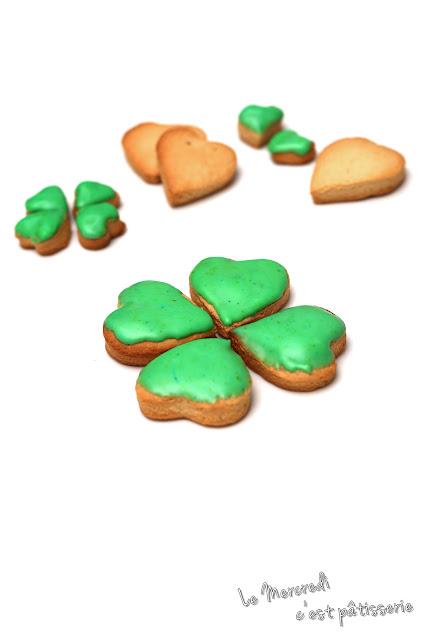 Sablés irlandais