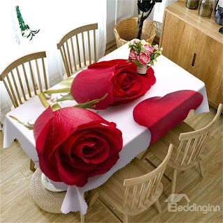 Wild and Funky 3D Tablecloths for Special Occasions