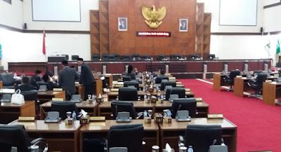 Ini Alat Kelengkapan Dewan Baru di Parlemen Aceh