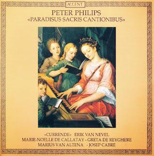 Philips, P.: Vocal Ensemble Music (Paradisus Sacris Cantionibus)