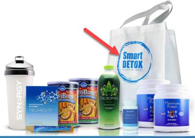 Tersedia Smart Detox Synergy Di Kota Medan