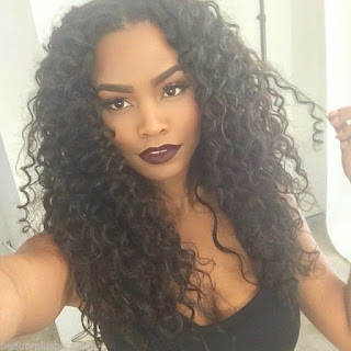 super curly weaves hairstyle