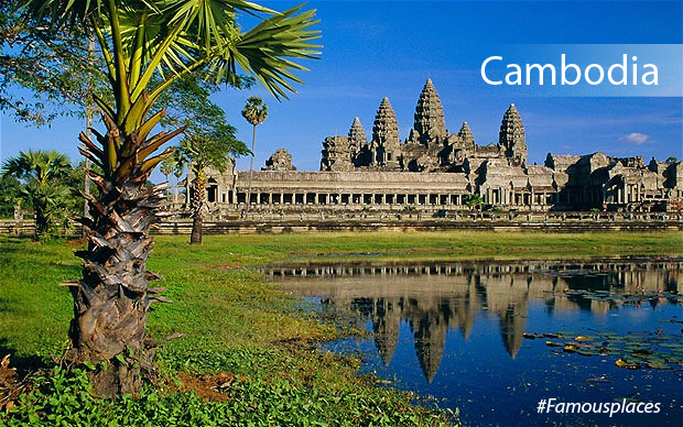tourist destination in cambodia