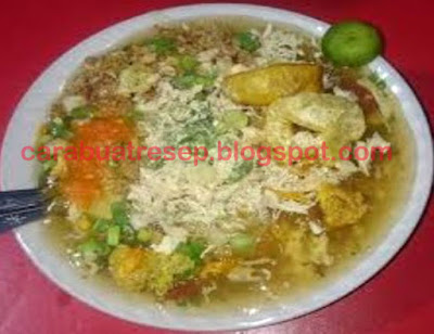 Foto Resep Lomie Ayam Kuah Seafood Chinesse Food Sederhana Spesial Kuah Kental Asli Enak Sambal Pedas Komplit Lengkap