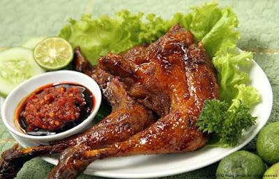 Grilled Chicken Recipe Kalasan