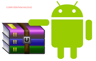 Download WinRAR Apk v5.50 Build 42 For Android