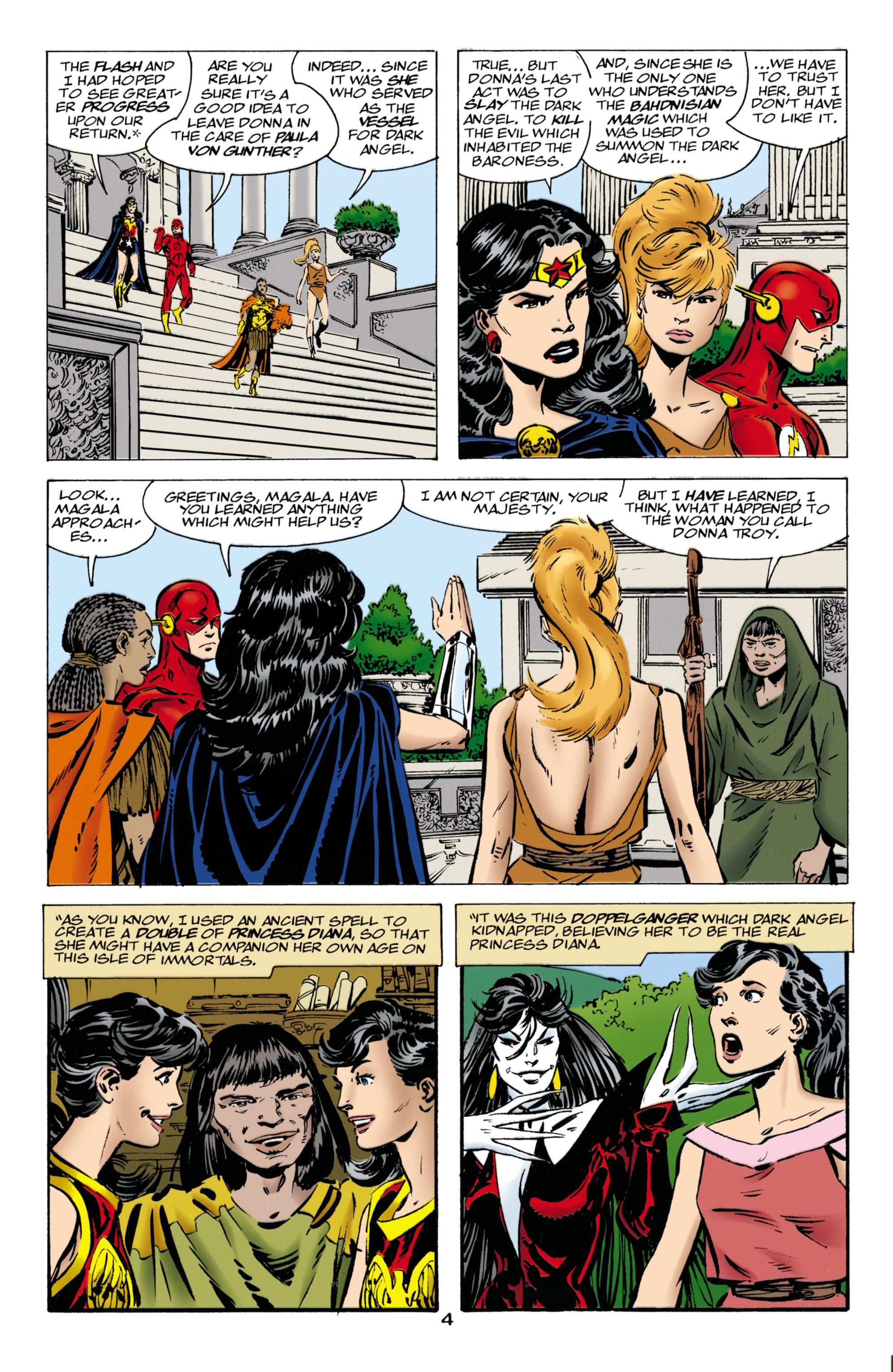 Read online Wonder Woman (1987) comic -  Issue #136 - 5