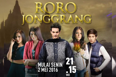 Biodata Lengkap Pemain Roro Jonggrang ANTV