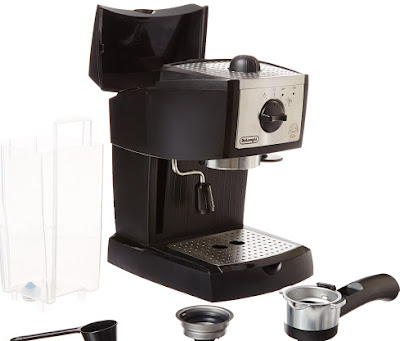 De'Longhi EC155 15 BAR Pump Espresso Coffee Maker
