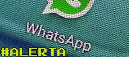 Mensagem no Whatsapp que trava usuarios de Android