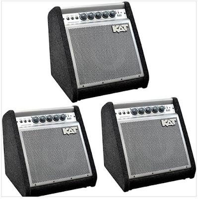 KAT Studio Sound Amplifier for Digital Percussion Instruments - 50W Audio Speaker