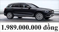 Giá xe Mercedes GLC 250 4MATIC 2019