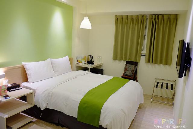 葉綠宿Green Hotel